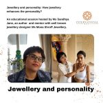 Facebook Live with Mona Shroff on Jewellery and Personality